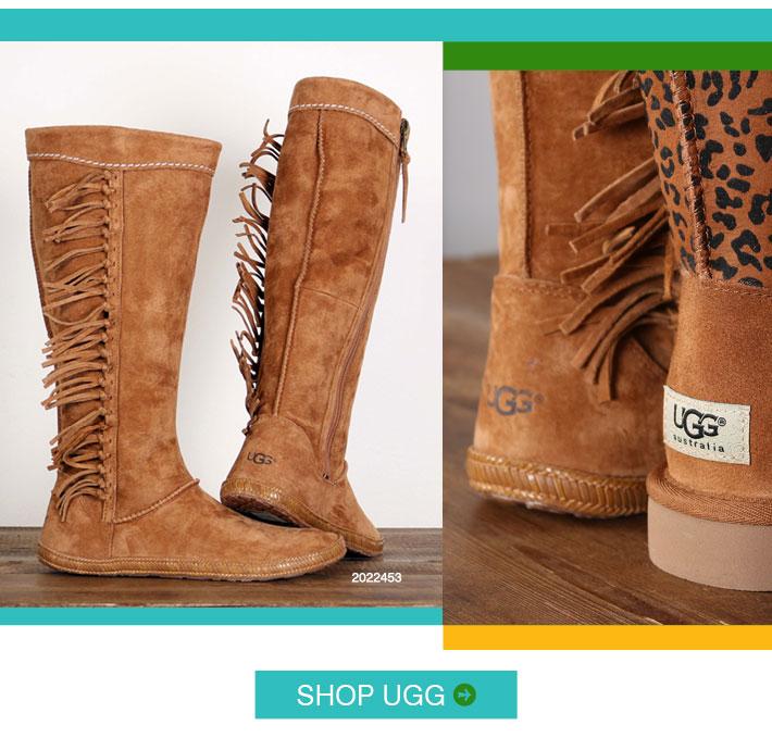 Shop UGG Australia »