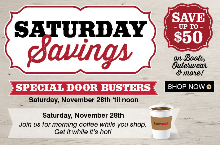Boot barn in store printable coupons
