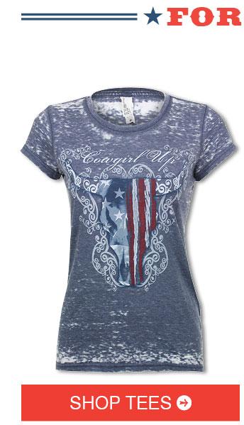 Shop Women's Tees »