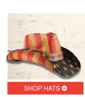 Shop Hats »