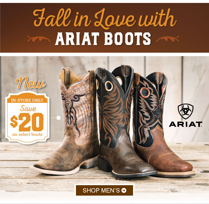 Ariat coupon code