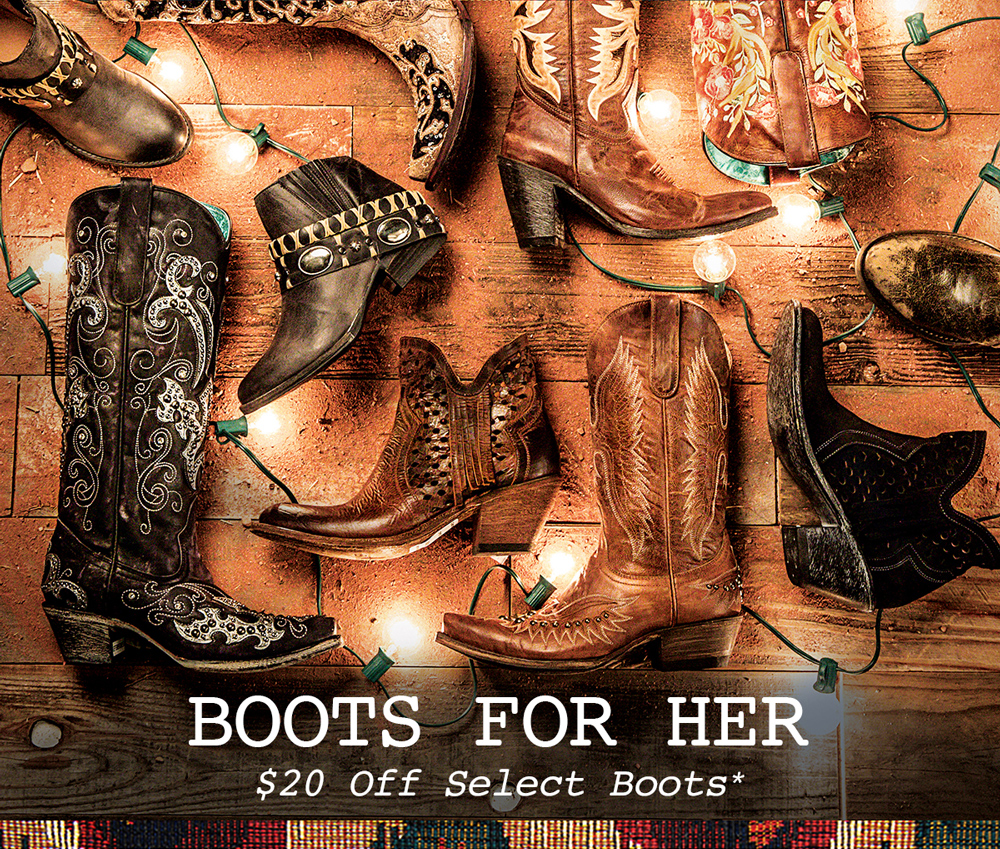 Boots for Her
