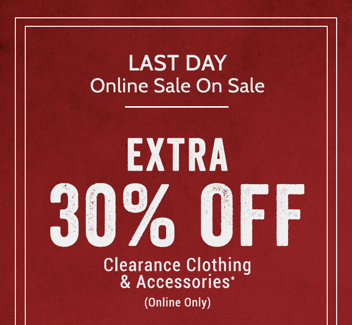 d889ba8bb33 Last Day – Online Sale On Sale - Boot Barn Email Archive