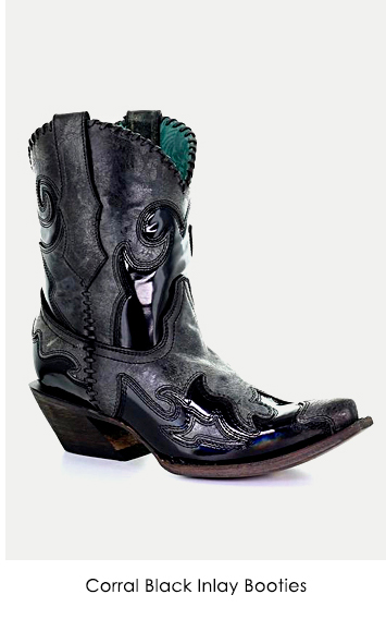 8f5aca4afee Boot Barn Wonderwest - Sassy Black Boots On The Up & Up